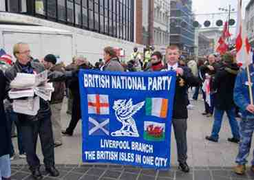 The BNP; they're not big and they're not that clever